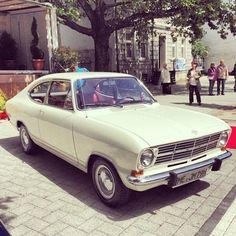 Opel Kadett B Coupe,