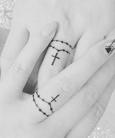 22 of the Coolest Minimalist Tattoos #weddingtattoo #minimalist