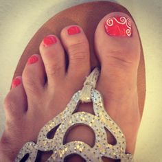 My summer toes :-)