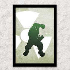 Hulk | Superhero | Avengers | poster | digital art | downloads | worldwide shipping | plakater | print selv | printene | boligindretning | galleri | børneværelse | nursery | boysroom