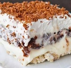 Sex In A Pan Dessert- Low Carb Gluten Free Dessert - Health Youth Guide