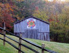 kentucky scenic photos   Kentucky Quilt Trail