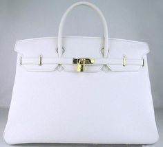 pink crocodile birkin bag - Hermes White Birkin Bag I NEED THIS! | Fashion | Pinterest ...