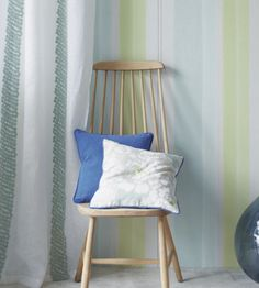 Sorbet Shades | Pintura Wallpaper by Camengo | Jane Clayton