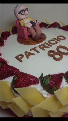 Torta viejito Up
