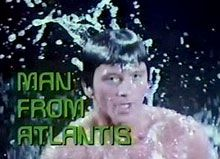 Man from Atlantis with Patrick Duffy - who remembers this TV show?