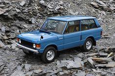 Land Rover apresenta divisão Heritage Carros Clássicos