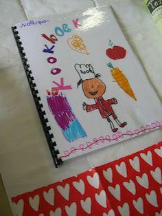 Mama's en papa's koken graag. Daarom maken we met de kleinsten een kookboek! Laat de kinderen een mooi voorblad maken en zorg dat ze de lievelingsreceptjes van hun ouders kennen.