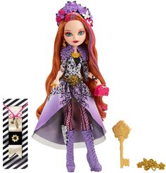 Ever After High Spring Unsprung Holly O'Hair Doll - Shop Ever After High Fashion Dolls, Playsets & Toys   Ever After High