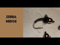 In todays video I show you how to tie a Zebra Midge. This was noted by Gary Borger as one of the great flies and his goto in episode 45 of the Wet Fly Swing . Fly Fishing Basics, Fly Fishing Tips, Fishing T Shirts, Itchy Mosquito Bites, Nymph Fly Patterns, Skinny Water, Steelhead Flies, Fly Casting, Fly Craft