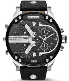 Diesel Mr. Daddy Watch  EUR 321.66 http://www.buckle.com/sku-9220040000?cm_vc=BN_Upsell