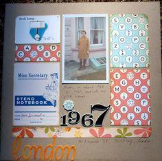 London 1967 - Scrapbook.com