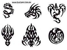 Resultado de imagen para tatuajes de dragon
