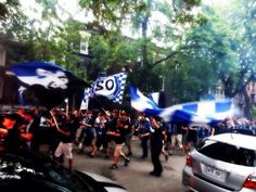 Ultras Montreal - CONCACAF Champions League March