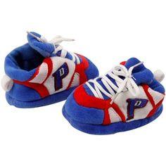 Detroit Pistons Baby Slippers