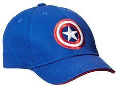 e54c2eb3a9f Marvel Captain America Baseball Hat for Baby