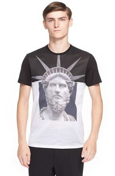 Neil Barrett 'Emperor of NY' Graphic T-Shirt - that should be mine!