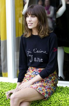 Alexa Chung hosts the Bicester Village British Designers Collective launch.