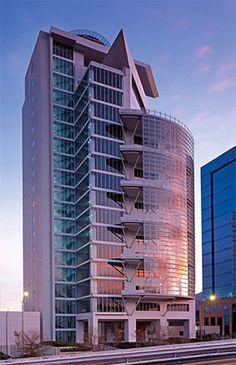 ARQUIMASTER.com.ar | Proyecto: Edificio Corporativo Banorte (México DF) - ARDITTI + RDT Arqs. | Web de arquitectura y diseño