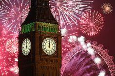 London 2014 Nochevieja en el mundo   Fotogalería   Actualidad   EL PAÍS