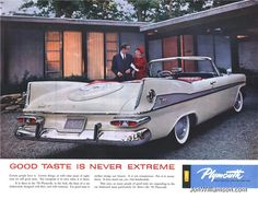 1959 Plymouth.
