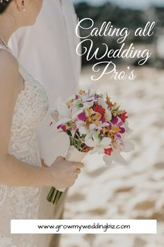 Need more weddings to fill your calendar? Want to turn your side hustle into a fulltime wedding gig? Get our FREE guide on how to grow your wedding business. Wedding Hair Extensions, Hair Extensions Best, Long Extensions, Loose Hairstyles, Bride Hairstyles, Hairstyle Ideas, Makeup Near Me, Medium Length Updo, Bridal Braids