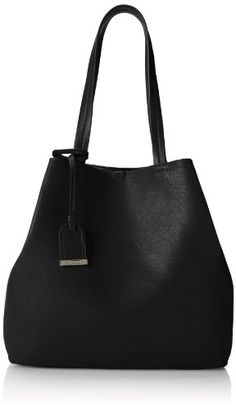 Kenneth Cole Reaction Clean Slate Tote Bag, Black, One Size Kenneth Cole REACTION http://www.amazon.com/dp/B00G2UW4LK/ref=cm_sw_r_pi_dp_veLbxb1WWYSC3