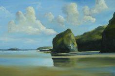 Dylan Cotton. Godrevy Beach