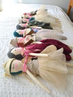 Muñeca personalizada por tippitoetailor en Etsy