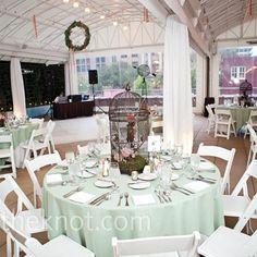 Mint vintage tables