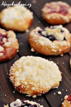 Moravské vdolky - tvarohové Muffin, Breakfast, Morning Coffee, Muffins, Cupcakes