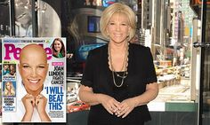 Good Morning America's Joan Lunden celebrates fifth month in remission | Daily Mail Online