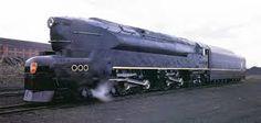 PRR T-1 Duplex Steam Locomotive 4-4-4-4