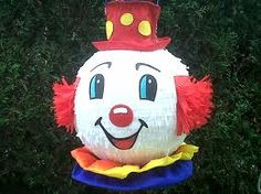 clown pinata - Google Search