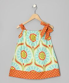 cute, could make matching dress for a doll too.