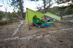 We often think of camping as a big endeavor, only possible on the weekends. But weeknight camping can be simple, and it's well worth your time.