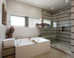 Home Decor Modern Bath. バスルームのインテリアコーディネイト実例