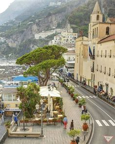 If you want to experience Europe, you need to travel to Italy. No other country on earth offers the depth, breadth, and scope of Italy. Sorrento Italia, Rome Travel, Italy Travel, Places To Travel, Places To See, Travel Destinations, Places Around The World, Around The Worlds, Amalfi Coast Italy