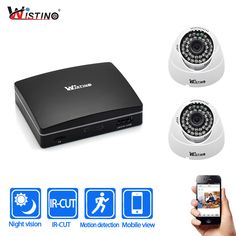 Find More Surveillance Cameras Information about Wistino CCTV IP Camera XMeye Mini NVR Kits Outdoor Security Camera 1080P Home Surveillance System Kit Monitor Alarm Night Vision,High Quality ip camera xmeye,China security camera 1080p Suppliers, Cheap ip camera from WISTINO Franchise Store on Aliexpress.com