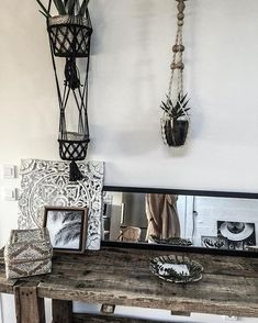 WEBSTA @ lisagermaneau - DAY OFF ✖️ J'en ai profité pour faire un peu de déco autour du nouvel établi TANT RECHERCHÉ (si vous me suivez sur snap ) - #etabli #home #decoration