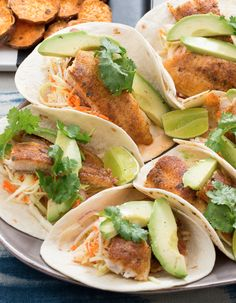 Winter may be just around the corner, but with this recipe, we're hitting the summertime beaches of Baja California—where fish tacos are a local favorite.