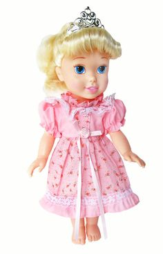 15 inch Disney Princess Toddler Doll / 15 in от kkdesignerdolls