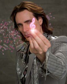 Steve Vai This is the guy in the movie and most of all the guitar playing thru the movie