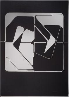palazuelo (1916-2007) Litografia 84.5 x 59.5 cm, 1984 #art #litografia #dolorsjunyent