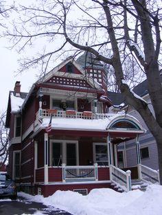 Buffalo, January 2010