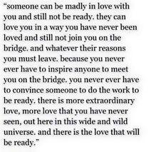 Real love..