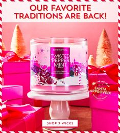 Bath & Body Works: Body Care & Home Fragrances You'll Love Best Home Fragrance, Home Fragrances, Ultra Shea Body Cream, Bath And Bodyworks, Body Works, Scented Candles, Body Care, Shot Glass, Mint