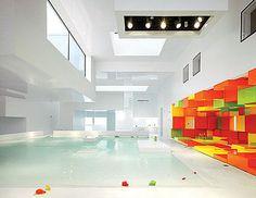 1000 images about nouvel les bains des docks architecture on pinterest - Piscine les bains des docks le havre ...
