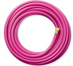 Nice and New: Cynthia Rowley Pink Garden Hose Go Pink, Pink Love, Pretty In Pink, Pink Girl, Pink Garden, Dream Garden, Pinky Swear, Pink Houses, Everything Pink