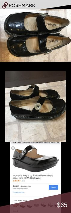 Nursing shoes Lightly used nursing shoes size 38 alegria Shoes Mules & Clogs